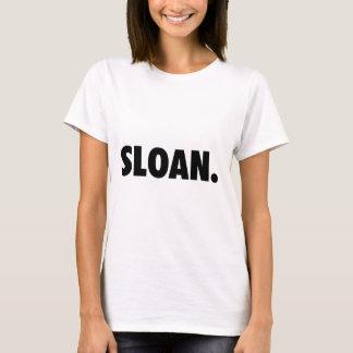 SLOAN. 白い衣類 Tシャツ