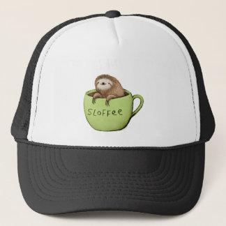Sloffeeのコーヒー怠惰 キャップ