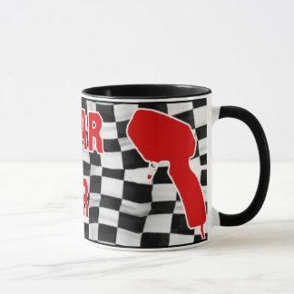 Slotcarのレーサー-コントローラーのマグ マグカップ