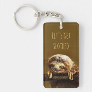 Slothedを得よう キーホルダー