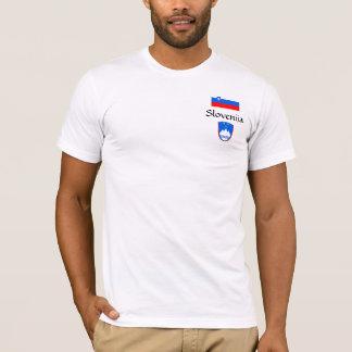 SLOVENIJA (スロベニア) Tシャツ