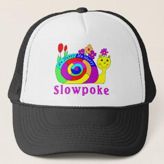 """Slowpoke"" Slowpokeかたつむり キャップ"