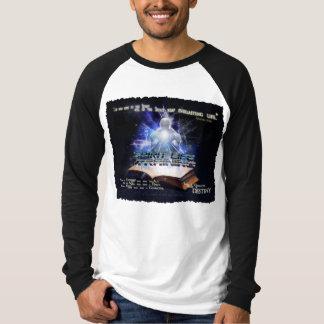 SLTの運命によって引き裂かれる端のデザイン Tシャツ