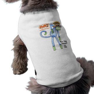 SMAC! 蟹座- NoMoに対するソックス猿 ペット服