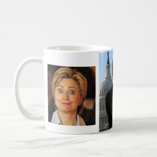 small_obama_image、McCain 2008 04 24写真2、c… コーヒーマグカップ