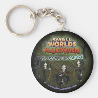SmallWorldsハロウィンのキーホルダー: 死神 キーホルダー