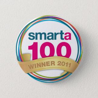 Smarta 100の勝者の商品! 缶バッジ