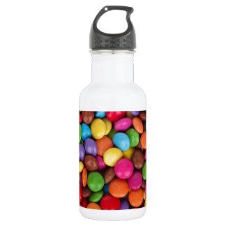 Smartiesの多彩の菓子 ウォーターボトル