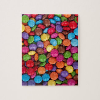 Smartiesの多彩の菓子 ジグソーパズル