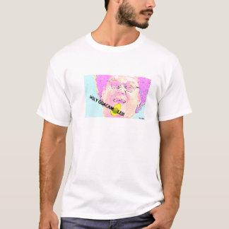 SmashBam著スティーブBrule Design神聖なグアカモーレの先生 Tシャツ