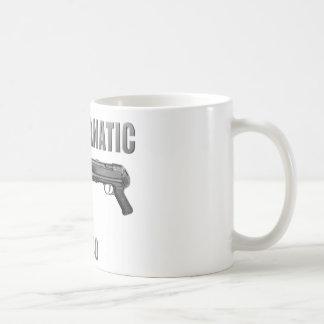 SMGの熱狂的なMP40マグ コーヒーマグカップ