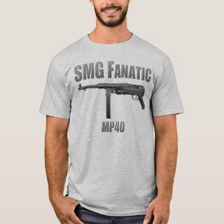 SMG熱狂的なMP40 Tシャツ