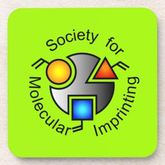SMIのロゴのコースターの緑 コースター
