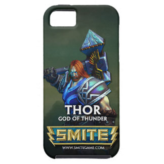 SMITE: トール、雷の神 iPhone SE/5/5s ケース