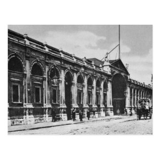 Smithfieldの肉屋、c.1905の眺め ポストカード