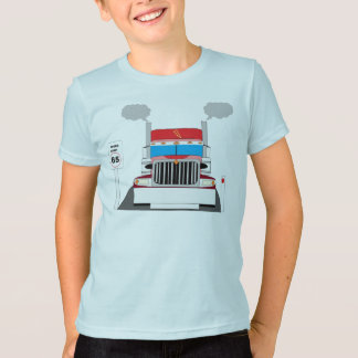 smokeyのトラック tシャツ