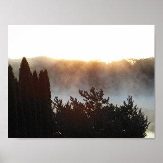 Smokeyの朝顔 ポスター