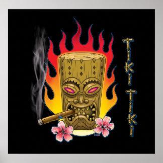 Smokin Tiki Tiki! ポスター