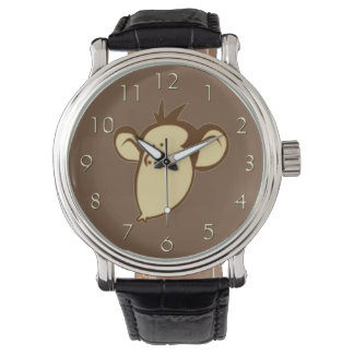 Smoochy猿 腕時計