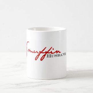 Smuffinの夫のマグ コーヒーマグカップ