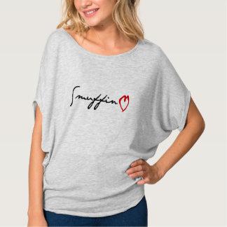 Smuffin愛(軽いワイシャツ) Tシャツ