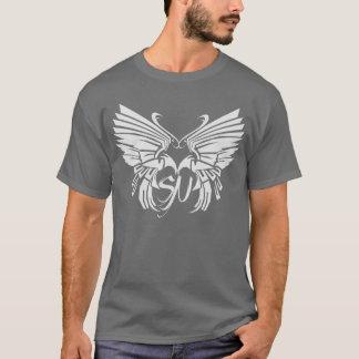 SNの灰色のワイシャツ Tシャツ