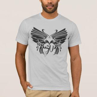 SNの銀製のワイシャツ Tシャツ