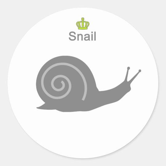 Snail g5 ラウンドシール