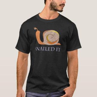 Snailedそれ Tシャツ