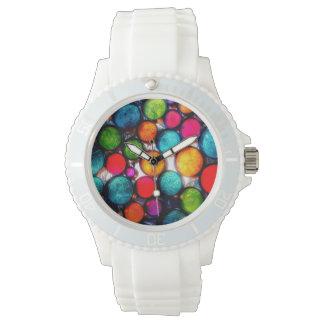 SnapDaddy著抽象的な女性用腕時計 腕時計