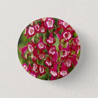 Snapdragonによってはボタンが開花します 3.2cm 丸型バッジ