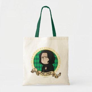 Snape日本製アニメ教授 トートバッグ