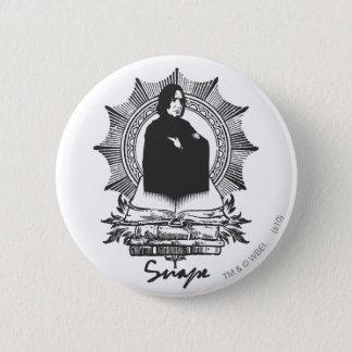 Snape 2 5.7cm 丸型バッジ
