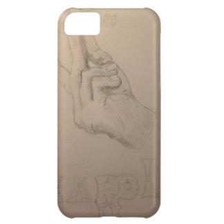 snappleの美しい手描きのアイディア iPhone5Cケース