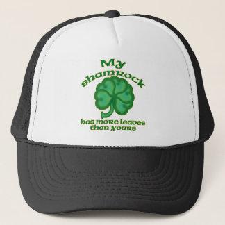 Snarkyのシャムロックの冗談の帽子 キャップ