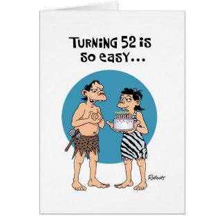 Snarkyの第52誕生日 カード