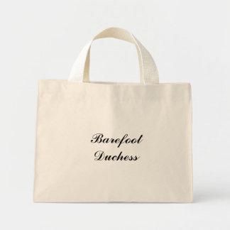 SnazBagはだしの公爵夫人 ミニトートバッグ