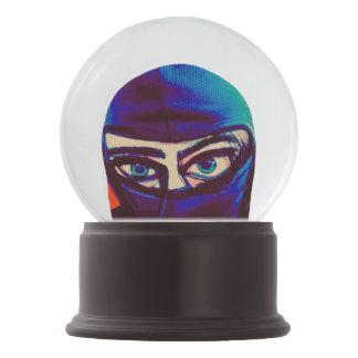 Sneaky Ninja Snow Globe スノーグローブ