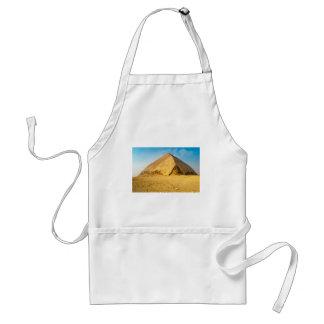 Snefruの曲げられたピラミッド、Dahshur スタンダードエプロン