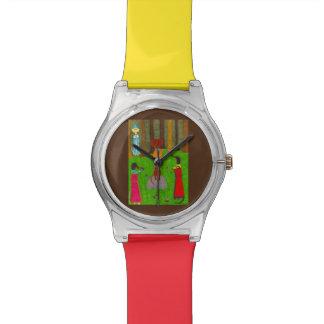 Snegurochka 腕時計