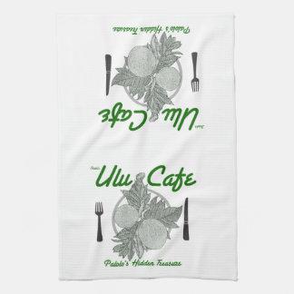 SnerkのUluのカフェの台所タオル キッチンタオル