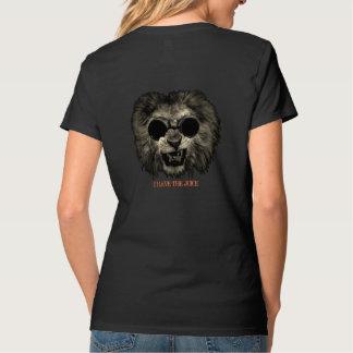 """SNEW """"私にジュース""""がレディースワイシャツあります Tシャツ"""