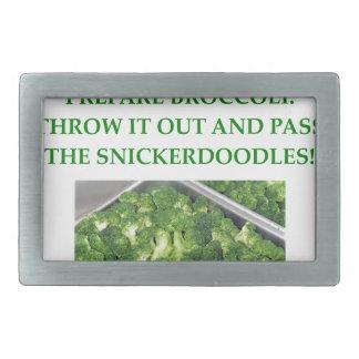 snickerdoodles 長方形ベルトバックル