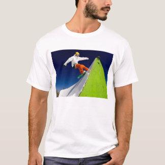 Snoboarder Tシャツ