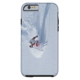 Snowbirdのスキー場、Wasatchのサンタのスキー ケース