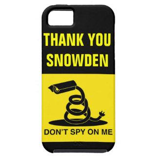 Snowdenありがとう iPhone SE/5/5s ケース