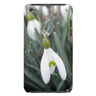 Snowdrop (Galanthus Nivalis) Ipod touchの場合 Case-Mate iPod Touch ケース
