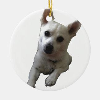 Snowie子犬 セラミックオーナメント