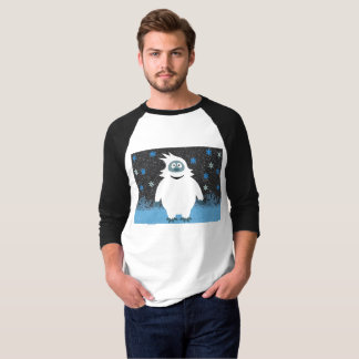 Snowie雪男 Tシャツ