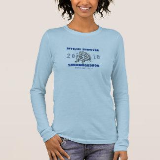 Snowmageddonメリーランド2010年 Tシャツ